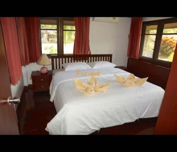 Bedroom 3  with a king size double bed