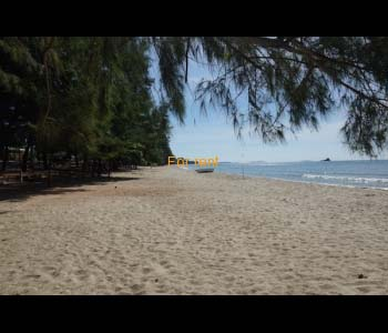 Laem Mae Phim beach weekdays(more busy weekends)