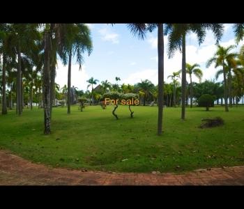 park about 100 rai (160 000 sq.m)
